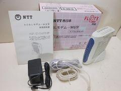 2315☆1スタ☆NTT ADSLモデムMS4 ルーター 未使用品