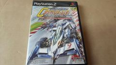 PS2☆サイバーフォーミュラRoad To The INFINITY☆状態良い♪レースゲーム。