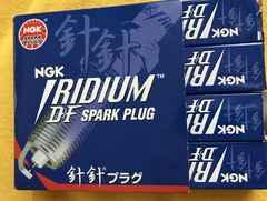 ●送料込★NGK イリジウムMAXプラグ DF6A-13B★【中古激安】