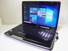 すぐ使える爆速dynabook Core i3 新品SSD搭載 1円スタート