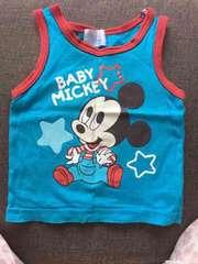 Disney☆ミッキー☆80cm☆タンクトップ