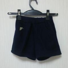 未使用 キッズ 130cm やわらか ニット地 パンツ ズボン NO.35