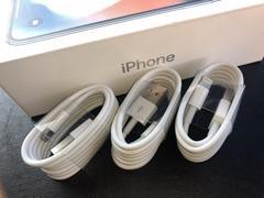 iPhone充電ケーブル 3本 最安値!!