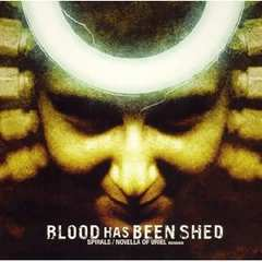 BLOOD HAS BEEN SHED/国内盤/メタルコア/KILLSWITCH ENGAGE