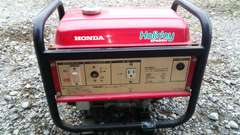 発電機 ホンダ キャンプ バーベキュー 100v 4.5A 災害時 BBQ 電源
