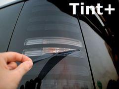 Tint+何度も貼れる シエンタ NCP81G前期 テールランプ スモークフィルム
