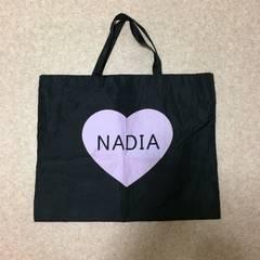 NADIA Zipper付録 ビッグトートバッグ
