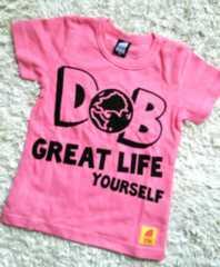 DREAM BABY◆男女OK◆プリントTシャツ◆100cm◆新品◆
