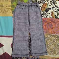 キッズタータンチエック パンツ・ズボン 95�p