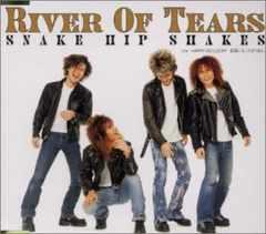 SNAKE HIP SHAKES「RIVER OF TEARS」2ndSINGLE ZIGGY 森重樹一