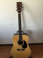 美品 Morris アコースティックギター