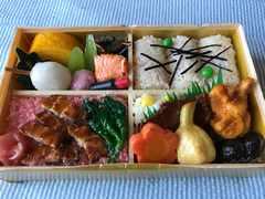 サンプル//色とりどりのお弁当 美品☆