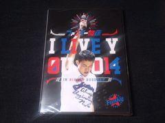 <即決>ファンキー加藤/I LIVE YOU 2014・未開封