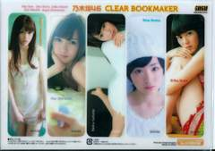 F ヤングガンガン No.19『乃木坂46』クリアブックマーカー