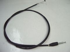 (2005)GSX400Eザリゴキ20�pロング黒クラッチワイヤー