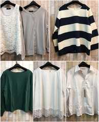 新品☆3Lおでかけやお仕事に!5枚まとめてシャツきれいめs516