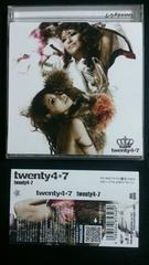 (CD)twenty4-7/トウェンティーフォーセブン☆同題アルバム★♪帯付き♪