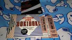 ジッタリン・ジン◆DOKIDOKI◆1989年発売盤◆