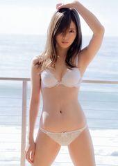 ■白石麻衣 (乃木坂46■ビキニ水着 スレンダー 生写真(即決)1