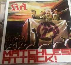 CD SA(エスエー) MATCHLESS ATTACK! 帯なし