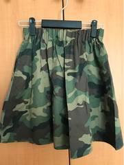 ローリーズファーム 迷彩スカート