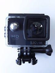 新品!アクションカメラSJ4000/HD1080P箱・説明書付 送料無料