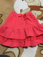 GU スカート 140
