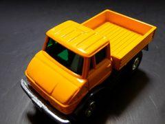 希少1978年製黒箱トミカメルセデスベンツUNIMOG