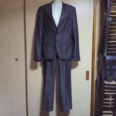 HIDEAWAYS/ハイダウェイグレー スーツ 上下セット