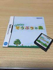 ニンテンドー DS ソフト☆どうぶつの森が