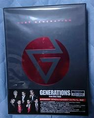 GENERATIONS 「BEST GENERATION」2CD+3DVD 豪華盤