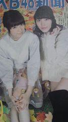 AKB48新聞2013年11月号珠理奈ぱるる対談チョット難��