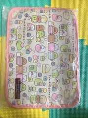 新品 すみっコぐらし母子手帳ケースマルチケース ピンク