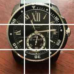新品未使用 CR 自動巻き 高級感 メンズ腕時計