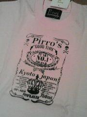 新品★定番★パンクロックTシャツ★白★M★