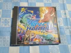 PCエンジン-HuCARD用 スペースハリアー