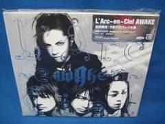 新品CD L'Arc-en-Ciel/AWAKE 初回限定仕様