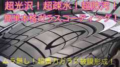 高級車基準 ガラスコーティング剤 1L(超艶!超防汚!ムラ無し!)