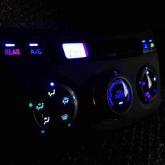 ヴォクシー AZR60G 前期 LED打ち替え済みエアコンパネル完成品!