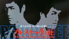 『ブルース・リーの生と死』日本語字幕  解説書付き