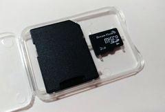 送料無料 即決 ドリームフラッシュ  microSD 2GB マイクロSD 初期不良保証
