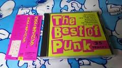 V・A◆The Best of Punk◆1995年発売◆非売品◆SEX PISTOLS他◆