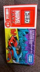トミカ MARVEL  チューン バレットショット2000 スパイダーマン コミックスエディション 新品