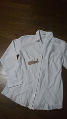¥1620新品大きいサイズ☆長袖シャツ長袖ブラウス/LL