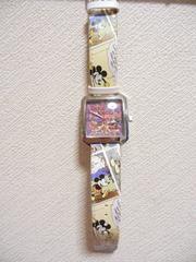ディズニー ミッキーマウス 腕時計 カジュアルウォッチ (5)