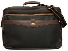 美品正規ダンヒル2WAYガーメントケース旅行用バッグ出張