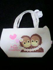 Baby CoCo&Natsuベイビーココランチトートバッグ新品タグ付き