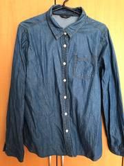 デニムシャツ サイズXL 新品