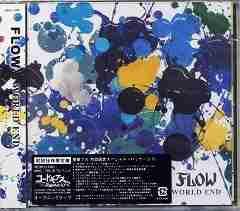FLOW★WORLD END★初回仕様限定盤★未開封/コードギアス
