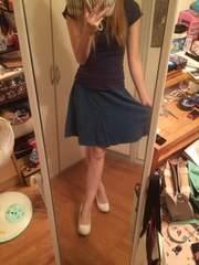 SLY☆デニムスカート